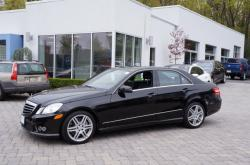 2010 Mercedes-Benz E550SED CabrioletN 4MATIC