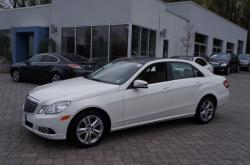 2010 Mercedes-Benz E350SED CabrioletN 4MATIC