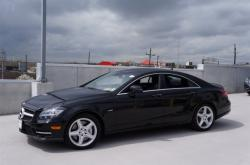 2012 Mercedes-Benz CLS550 CoupeOUPE 4MATIC