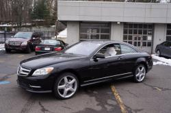 2013 Mercedes-Benz CL550 CoupeOUPE 4MATIC